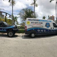 Water Damage restoration in Broward