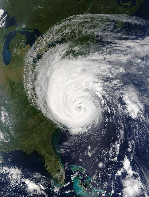 Hurricane Irma in florida