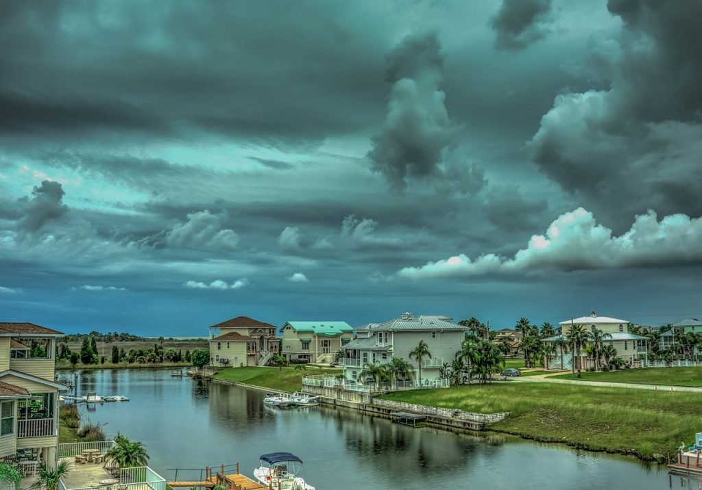 Storm at Florida
