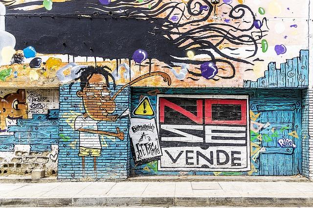 Clean up vandalism